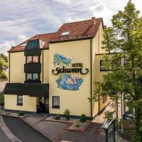 Hotel Schwan, hotel in Pottenstein