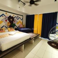 Homestay Bah!, hotel near Kota Kinabalu International Airport - BKI, Kota Kinabalu