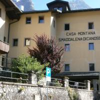 Casa Montana S. Maddalena, hotel in San Vito di Cadore