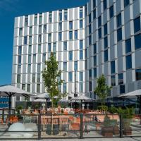 Best Western Plus Grow Hotel, hotel in Solna