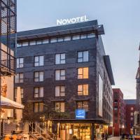 Novotel Mechelen Centrum, hotel in Mechelen