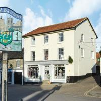 House On The Hill, hotel in Framlingham