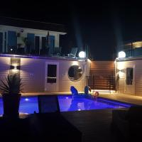 Hotel la piscine, hôtel à Villers-sur-Mer