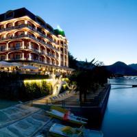 Hotel Splendid, hotell i Baveno