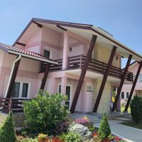 Tihaya Gavan, отель рядом с аэропортом Международный аэропорт Сочи (Адлер) - AER в Адлере