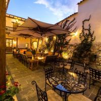 Antigua Casona San Blas, отель в городе Куско