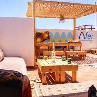 Afer Surf Hostel, Hotel in Imsouane