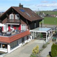 Pension Chalet Charme, отель в городе Siebnen