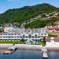 Hofslund Fjord Hotel, hotell i Sogndal