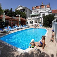 Garni Hotel Panorama Lux, отель в Нише