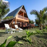 Beach and Ocean Villas Tofinho, Praia do Tofo, hotel in Praia do Tofo