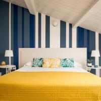 Civico 64 Bed & Breakfast in mansarda, hotell i Palmi
