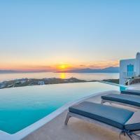 Mermaid Luxury Villas - Aquata, hotel in Fanari