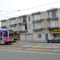 Beach Motel, hotel in Sunset District, San Francisco