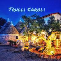 Trulli Caroli, hotel a Locorotondo