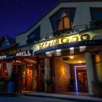 Pensiunea Komodo, hotel din Pecica