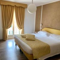 Hotel Centrale, hotell i San Pellegrino Terme
