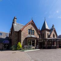 Craigmonie Hotel Inverness by Compass Hospitality, отель в Инвернессе