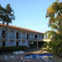 Urupês Park Hotel, hotel em Varginha