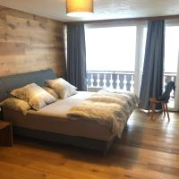 Laax luxury large apartment
