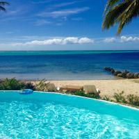 #1 Beach Villa Bliss by TAHITI VILLAS, hotel in Maharepa