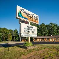 Alger Falls Motel, hotel in Munising