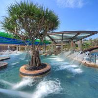Jin Yong Quan Spa Hotspring Resort, hotel in Wanli District