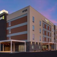 Home2 Suites By Hilton Phoenix Airport South, Hotel in Phoenix
