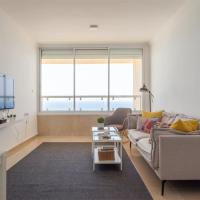 Oַ&O Group-Exiting Beach View Best Loc Bat-Yam 3BR