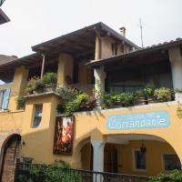 La Casa del Comandante, hotell i Sulzano