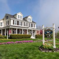 Spouter Inn Bed & Breakfast, hotel em Lincolnville