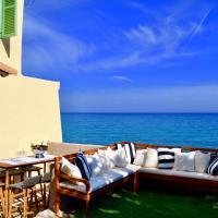 Beachfront Riviera Villa With Own Private Sea Access