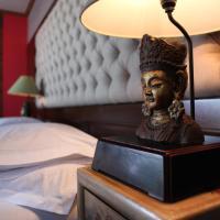 Simfonia Boutique Hotel, отель в городе Рымнику-Вылча