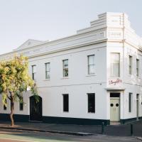 Viesnīca Naughtons Hotel Melburnā