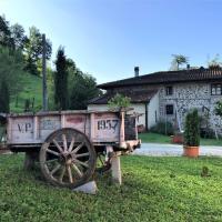 B&B Podere Badia, hotell i Scarperia