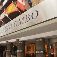 Hotel Cristoforo Colombo, hotel v Buenos Aires