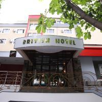 British Hotel Pogradec, отель в городе Поградец