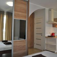 Apartments on Leva st.