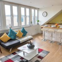 LUXURIOUS 2 bedroom, Cambridge City Centre, Sleeps 5