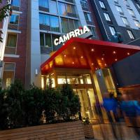 Cambria Hotel New York - Chelsea, hotel in Chelsea, New York