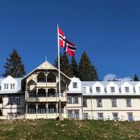 Eikerapen Gjestegård (Åseral), Hotel in Åseral