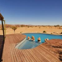 Solitaire Desert Farm, hotel in Solitaire