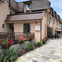 Pensiunea Calea Targovetilor, hotel in Târgovişte
