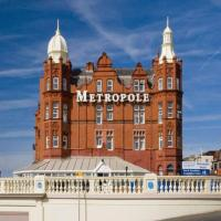The Metropole Hotel, hotel in Blackpool