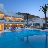 Milos Hotel Dead Sea, hotel in Ein Bokek