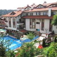 Aquilon Residence&SPA, hotel in Banya