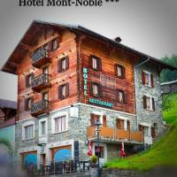 Hotel Mont-Noble, hotel in Nax
