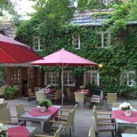 Gasthof Bad Hopfenberg, Hotel in Petershagen
