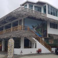 Casa Gaia Mompiche, hotel em Mompiche