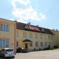 Kremin, отель в Кременце